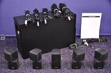 Bose Acoustimass 10 Série II 2, Dolby Surround Installation, série II (2) noir