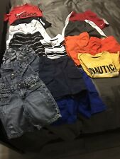 Boys Clothes Lot of 2T & 3T Clothes Shorts & Shirts (Nike,Epic Threads,Champion)