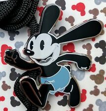 Oswald the Lucky Rabbit Lanyard 2017 Disney D23 Expo WDI Cast Member Exclusive