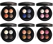 MAC Mineralize Eye Shadow X 4 Quad (Select Color) Full Size Discontinued