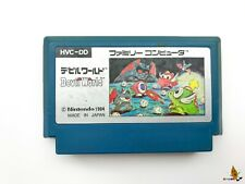 DEVIL WORLD - NINTENDO FAMICOM JAP - FCM0197