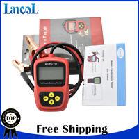Tester batteria per auto digitale 12V CCA Car Battery Tester Analyzer MICRO-100