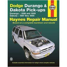 Repair Manual HAYNES 30021 fits 97-99 Dodge Dakota
