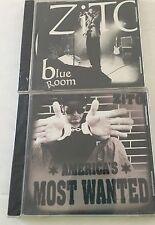 Mike Zito Cd Blue Room America's Most Wanted Sealed New