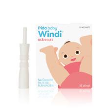 Fridababy Windi Blähhilfe für Babys ab 0 Monaten, 10 Stück, Einweg-Katheter