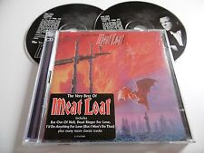 MEAT LOAF THE VERY BEST OF MEAT LOAF 2 CD BAT OUT OF HELL ANYTHING FOR LOVE