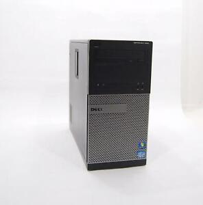 Dell Optiplex 390 MT Tower Core i3-2120 3.3GHz 4GB RAM 500GB HDD Win 10 Pro READ