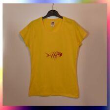 t-shirt fishbone design