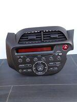 Honda Jazz Radio WMA Stereo CD MP3 Player AUX IN +CODE 39100-TF3-E600-XB
