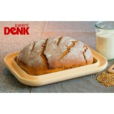 Bread & Cake XL - The Patented Baking Dish Ceramic Loaf Pan Form Pizza Stone