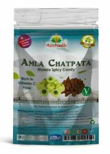 Amla Fruit (Gooseberry) Chatpata (Spicy) Candy 250 grm