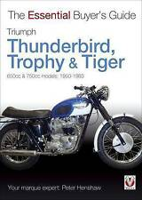 Triumph Trophy & Tiger: The Essential Buyer's Guide (V4609)