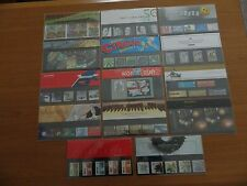 2002 YEAR SET OF 14 PRESENTATION PACKS (Nos 330 to 341 +M07 +M08) IN MINT COND