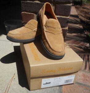 Tommy Bahama Men's Shoe, Lakeshore Drive, Driving Shoe, Desert, 8 1/2 M, New
