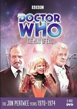 Doctor Who: The Mind of Evil [New Dvd]