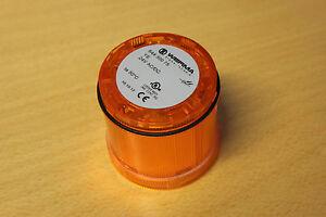 Werma Signaltechnik 644-300-75 Yellow - LED Permanent Light Element - EXPRESS