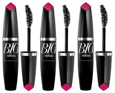 Avon Makeup 3 Big & Daring Volume Mascara Shade Blackest Black $27 NIB