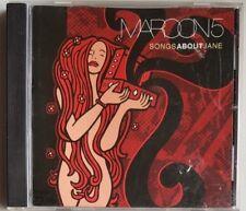 Maroon 5 - Songs About Jane (2003 Octone Records / Australian Release) CD Album