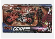 GI Joe Classified Series BARONESS w/ COIL BIKE - Target Exclusive Cobra Island