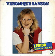 VERONIQUE SANSON LERIDA / MASO FRENCH 45 SINGLE
