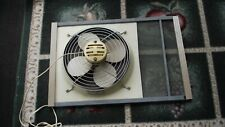"""VTG MARVIN MODEL 1015 WINDOW FAN EXPANDS 22""""-36"""" MADE IN THE GREAT USA"""