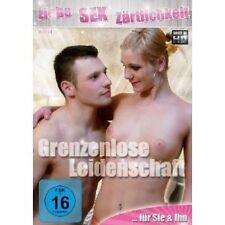 LIEBE, SEX, ZÄRTLICHKEIT - GRENZENLOSE LEIDENSCHAFT  DVD NEU