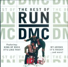 Run DMC - The Best of Run DMC (2002)  CD NEW/SEALED  SPEEDYPOST