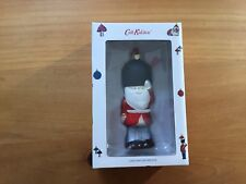 Cath kidston Glass Blown Guard Christmas Decoration