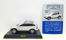 1/64 Kyosho BMW X5 SILVER diecast car model