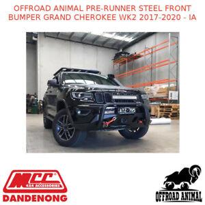 OFFROAD ANIMAL PRE-RUNNER STEEL FRONT BUMPER GRAND CHEROKEE WK2 2017-2020 - IA