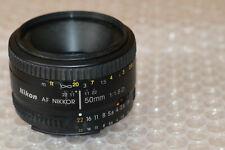Nikon  50mm f/1.8D Auto Focus Nikkor Lens  Prime Lens  STREET LENS   #28