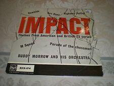 BUBBY MORROW EP - IMPACT = RCA RCX 174