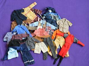 """1/6 Scale Action Figure Bulk Bundle Assorted Clothes 12"""" Enterbay Ken Hot Toys"""