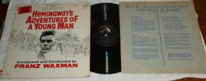 Hemingways Adventures Of A Young Man - Vinyl LP