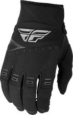 fly  f-16 bmx black gloves sizes 7 mx bmx motocross