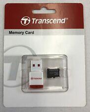 Transcend Memory Card 8 GB Memory MicroSDHC