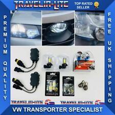 VW Transporter T5.1 Headlight & Led Fog, side & DRL Bulbs Upgrade Package