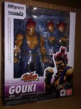 Bandai SH Figuarts Akuma Gouki Street Fighter In Stock Disponible Tamashii