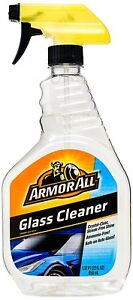 Armor All GLASS CLEANER Crystal Clear Streak-Free Shine SAFE ON AUTO GLASS Home