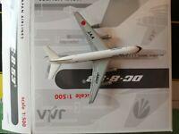 Herpa Wings 1:500 JAL DC-8-53