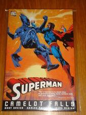 SUPERMAN Camelot cade VOL 1 DC Comics Busiek Pacheco RILEGATO 9781401212049