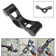 Mountain Cycling Bicycle Bike light Lamp Holder Clamp Clip Accessories