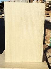 QS Korina/Blonde White Limba 1pc Strat Tele 20 X 13 X 1.9 KD Vintage Fender PRS