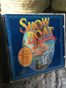 Show Boat [1993 Toronto Revival Cast Premeiere] by Original Cast (CD, Jan-1994)