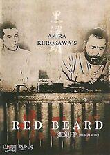 Red Beard -  UK Region 2 Compatible DVD Toshiro Yuzo Kayama, Akira Kurosawa NEW