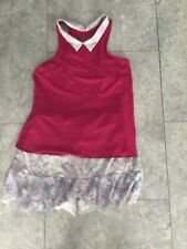 Denise Cronwall tennis outfit, L