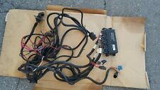 WESTERN FISHER PLOW WIRING 4 PORT HB5, 2 PLUG, W26385, 11 PIN, FORD USED