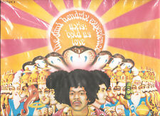 "Jimi Hendrix Experience ""Axis: Bold as Love"" MONO LP"
