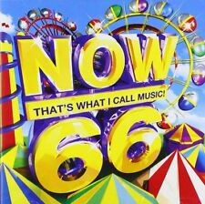 Now That's What I Call Music 66 2 Disc CD FREE SHIPPING