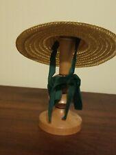 Franklin Mint Gone With The Wind Scarlett O'Hara Bbq Twelve Oaks Sun Hat